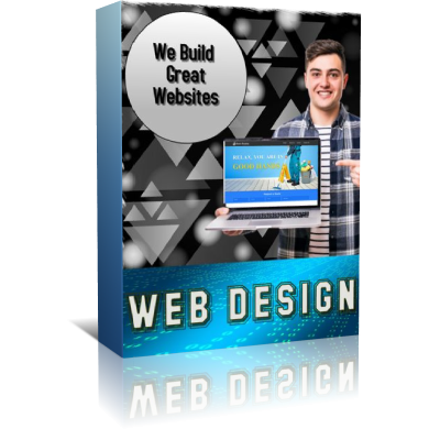 One Page Website.